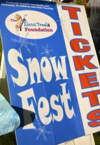 The 2013 edition of SnowFest took place Saturday evening at Safety Harbor City Park.