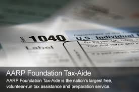 AARP Tax Aide 1