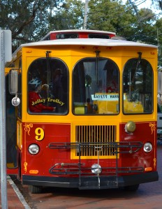 The Safety Harbor Jolley Trolley is set to begin service on Saturday, Feb. 1, 2014.