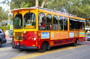 The Jolley Trolley is set to begin serving Safety Harbor on Saturday, Feb. 1.
