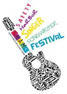 The Safety Harbor Singer Songwriter Music Festival takes place Apr. 4-6 at the city's waterfront park.