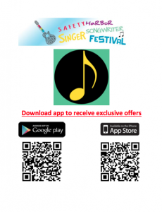 Want to know which acts will be appearing where around town? There's an app for that!