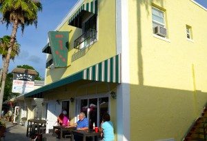The new Main Street Market will be located in the old Captain's Pizza building when it opens in downtown Safety Harbor later this year.