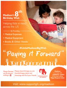 Madison's Wish poster