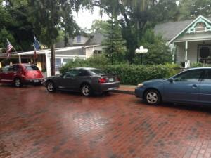 Parking on 4th Avenue N.
