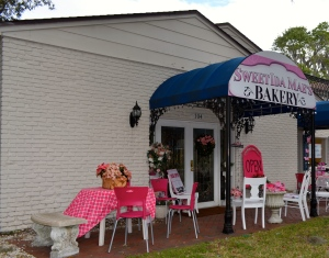 Sweet Ida Mae's bakery is located at 737 Main St. in downtown Safety Harbor.