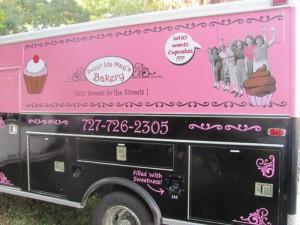 sweet ida maes truck