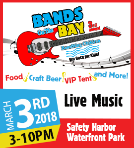 Bands On The Bay 2018