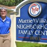 Commissioner Janet Hooper serves as director of the Mattie Williams Neighborhood Family Center.
