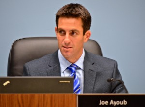 Former Safety Harbor mayor and commissioner Joe Ayoub recently announced he will be running for mayor again in the march 2017 municipal election.