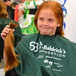 The St. Baldrick's fundraiser