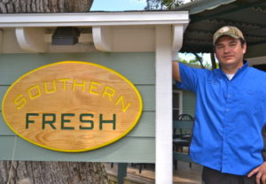 Southern Fresh owner Aaron Stewart recently opened the Coastal Cantina and Grill at 519 2nd St. S. in downtown Safety Harbor.