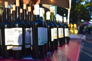 The Safety Harbor Wine Festival.