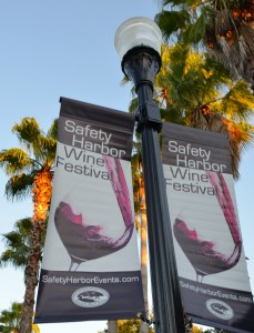 The 2016 Safety Harbor Wine Festival is Saturday, November 5.