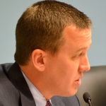 City Manager Matt Spoor (File photo.)