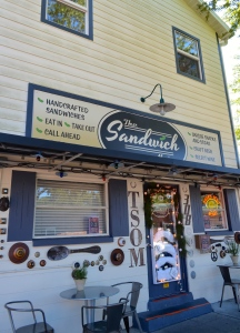 The Sandwich on Main at 308 Main St. in downtown Safety Harbor was reportedly burglarized on Monday, October 28, 2015.