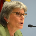 City Commissioner Janet Hooper. (File Photo.)