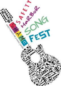 The 2015 Safety Harbor Songfest is Saturday, March 28 and Sunday, March 29 at the Safety Harbor Marina.