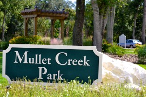 Mullet Creek Park is located at  536 Philippe Parkway in Safety Harbor.