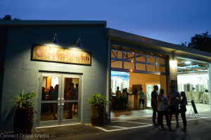 Safety Harbor's Crooked Thumb Brewery officially opened for business on Friday, October 16, 2015.