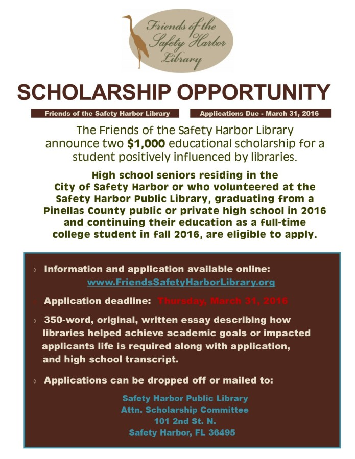 scholarship application and essay