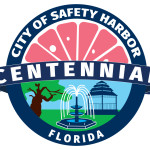 Safety Harbor Centennial logo. Credit: City of Safety Harbor.