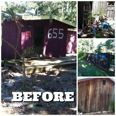 This is our Safety Harbor property before it was redeveloped this year.