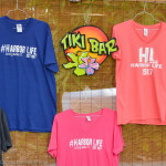 Custom tee shirts are some of the unique items to be found at Safety Harbor's Farmer's Market on Main.