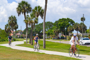 Safety Harbor was named a healthy Weight Community Champion for 2016, thanks to its miles of trails, many parks and abundance of leisure services available for families.