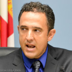 Safety Harbor City Commissioner Carlos Diaz.