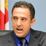 Safety Harbor City Commissioner Carlos Diaz.
