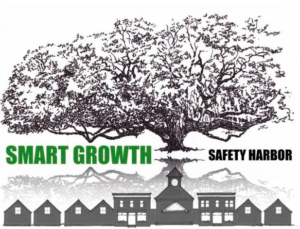 Smart Growth Safety Harbor is a local offshoot of a nationwide coalition dedicated to combatting urban sprawl and improving local communities by supporting local businesses and protecting the environment. (Smart Growth Safety Harbor Facebook)