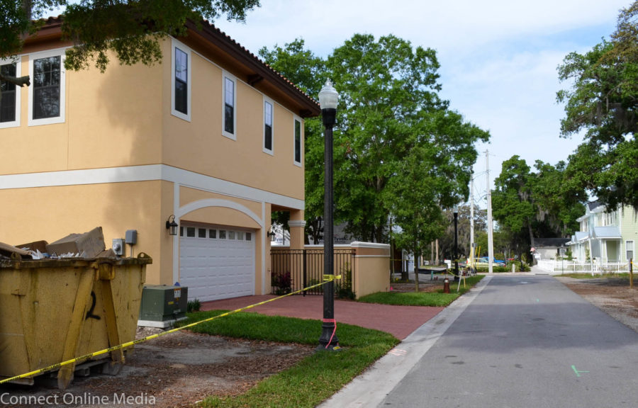 Homes like this one on Iron Age Street in downtown Safety Harbor have been the subject of much debate between residents and city officials over the past year.
