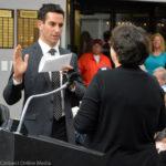 Joe Ayoub was sworn in as mayor of Safety Harbor on Monday, Mar. 20, 2017.