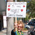 Support for the Safety Harbor Post Office was strong during the meeting on Wednesday, March 15, 2017.