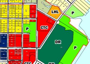 CTC zoning