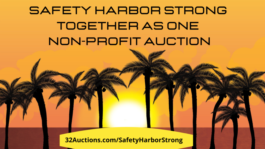 Online Auction To Benefit Safety Harbor Non Profit Organizations Safety Harbor Connect