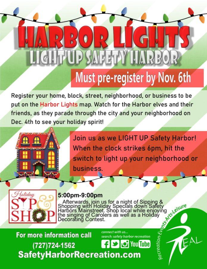Harbor Lights Flyer